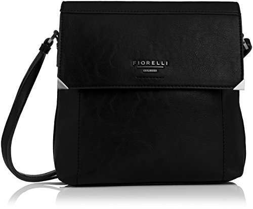 Fiorelli Womens Justine Cross-Body Bag Black