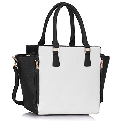 Ladies Shoulder Bags Womens Large Designer Handbags Tote Shoulder ... d65e5b2595a3a