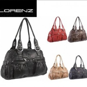Real-Leather-Shoulder-Bag-Womens-Ladies-Lorenz-Large-Traditional-Leather-Work-Travel-Shoulder-Bag-Handbag-0