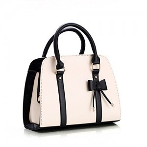 Whoinshop-Womens-Bow-knot-Designer-Style-Shoulder-Handbag-Top-Handle-Bag-0