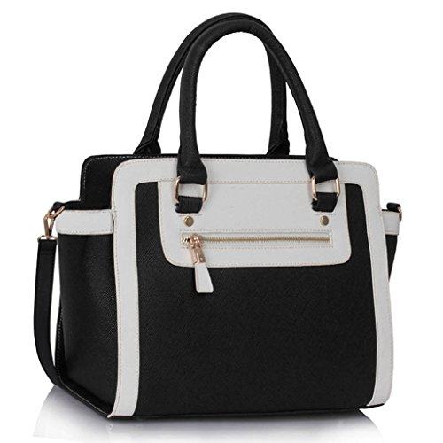 b92c22982a4 Womens Handbags Ladies Fashion Shoulder Bag Grab Tote Handbags Hot ...