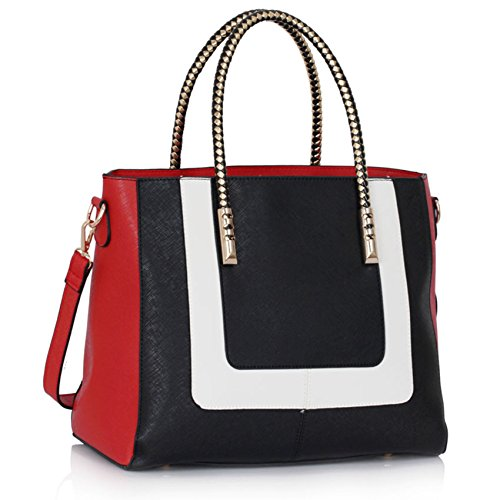 3102b457feb0 Ladies Fashion Designer Handbags Womens Shoulder Bags Tote Shoulder ...